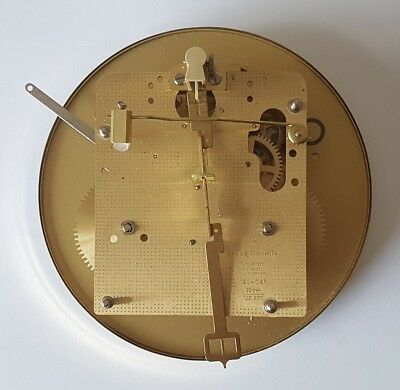 Regulator Strike Movement with 150mm Dial Made in Germany Hermle