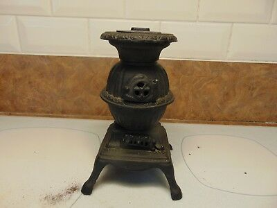 vintage/ repro furnace cast iron decor     # 508