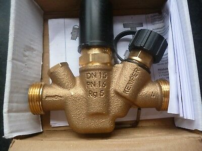 Kemper Dn15 Multi Therm Automatic Circulation Balancing Valve