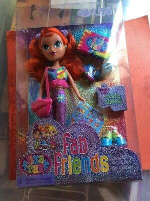 Lisa Frank Fab Friends Mara 11 Fashion Doll Purple Hair Skate Shoes New In Box Other Brand Character Dolls Dolls Bears Japengenharia Com Br
