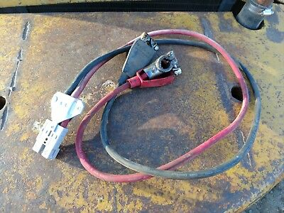 Clarke Encore 41208A Battery Cable 28/33/38 Vision 26 32 38 Floor Scrubber
