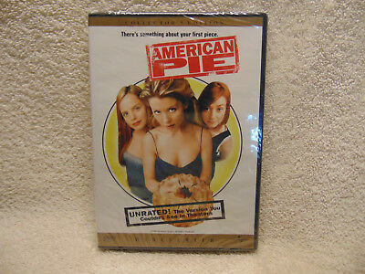 American Pie DVD Unrated Version Collector's Edition  NEW!!  SEALED