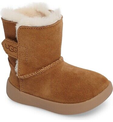 2f14f27c489 NWT $135 UGG Baby Toddler Girls Kids Pure Wool Winter Boots Shoes ...