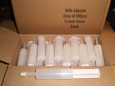 (Qty. 20)  1 oz Jello Injector/Syringes for parties