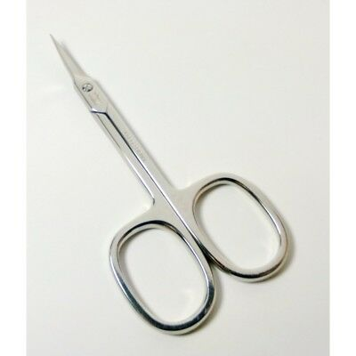 """NTS-Solingen Embroidery / Scissors ~ Shears 1101S 3.5"""" / 9cm, Curved Blades"""