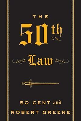 The 48 Laws of Power Presents: The 50th Law by 50 Cent And Robert Greene PDF