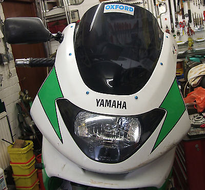Yamaha YZF 600 R Thundercat 1998 Headlight