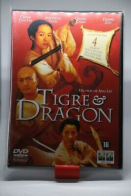 "DVD [""TIGRE ET DRAGON""] Michelle Yeoh, Chang Chen, Zhang Zihi NEUF SOUS CELL"