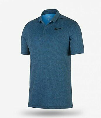 0a5d891874fa New Nike AeroReact Mens Golf Blade Polo Shirt 923106-486 Size M Medium