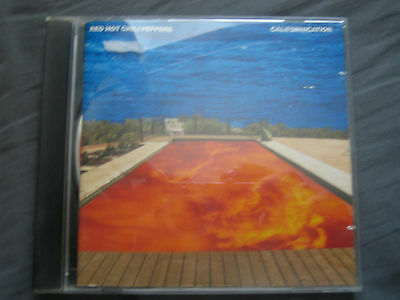 Red Hot Chili Peppers - Californication. CD Album