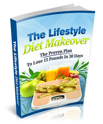 Lifestyle Diet Makeover eBook PDF with Full Master Resell Rights