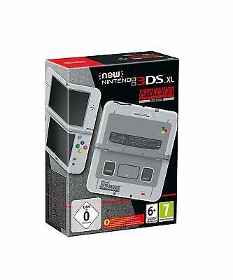 New Nintendo 3DS xl SUPER NINTENDO ¡¡NO ENVIO A ISLAS!!