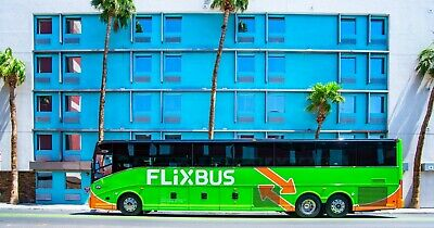 Coupon Flixbus €1,6