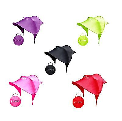 Sun Ray Shade Canopy UPF50+ FOR Buggy/Pushchair/Pram In Travel Bag