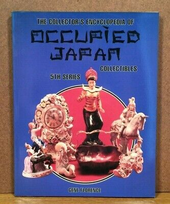 Occupied Japan Price Guide Collectors Encyclopedia Reference Book 5th Series