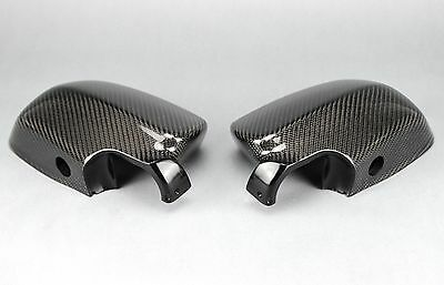 Porsche Cayenne 957 Carbon Spiegel Mirror Housing Retrospecchio Germany Neu New