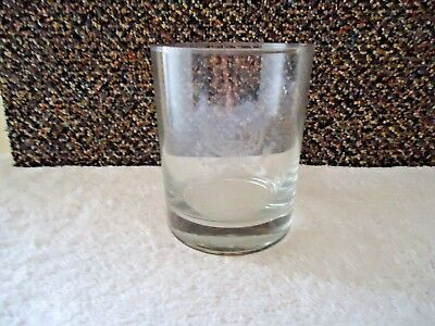 """Wendell H Ford U.S. Senate Whiskey Drinking Glass """" BEAUTIFUL COLLECTIBLE ITEM """""""
