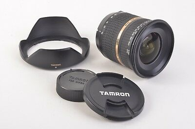TAMRON 10-24MM F/3 5-4 5 Di II VC HLD Lens for Canon Digital
