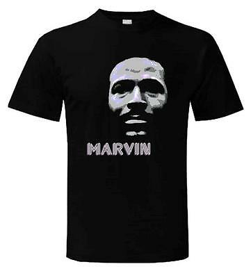Marvin Gaye Men's T-Shirt - Motown Northern Soul - Sizes Small to 3XL