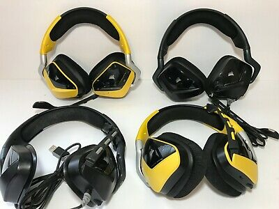 3ba85ed3e9a CORSAIR - Gaming VOID PRO RGB USB Dolby 7.1 Surround Sound Gaming Headsets