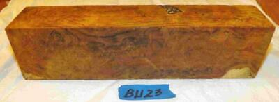 Desert Ironwood burl chunk knife scales turning wood turning blanks #BU23