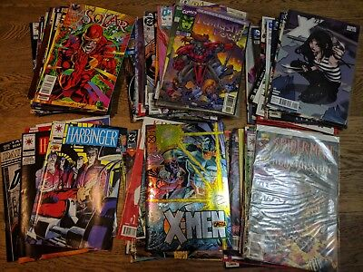 DC comics marvel valiant comics job lot (approx 88 comics)