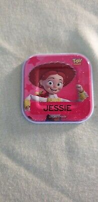 REDUCE TO CLEAR *** Disney word tiles woolworths Jessie ***FREE POSTAGE