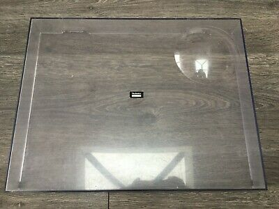 1 x Technics SL-1200/ 1210 Turntable Lid/ Dust Cover *More Available* #A7