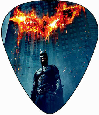 Marvel and DC comics American super hero's, guitar picks, Pack of 3, free post