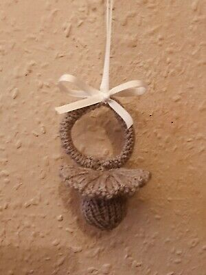 Handmade Parm Charm Light Gray