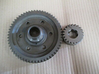 Classic Mini CROWNWHEEL + PINION 2.76 RATIO 21/58 + 7/15 speedo