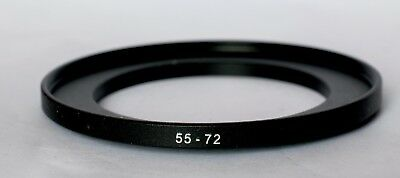 Unbranded 55-72mm step up ring.