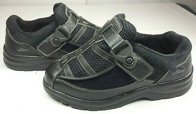 440c11bf81d3 Dr. Comfort Extra Depth Lucie Diabetic Shoes Black Light Weight New! Size 9  ½
