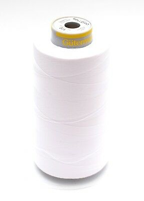 Gutermann Polyester Sew All Thread 5000m Choice of Colours