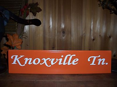 TN POLICE DEPT Home Decor Metal Sign Gift 106180012119 KNOXVILLE
