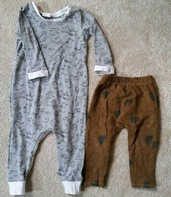 ab092ca7 BABY BOYS ZARA Bundle Of 3 Pairs Trousers / Joggers Age 9-12 Months ...