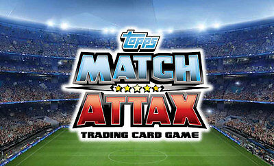 Match Attax 2016-17 Trading Cards - 100 Club, Legends and Bronze Limited Edition