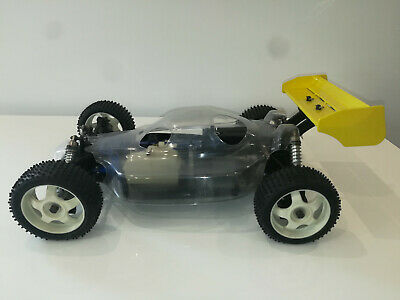 Vintage KYOSHO INFERNO MP5 full options vintage rc nitro buggy