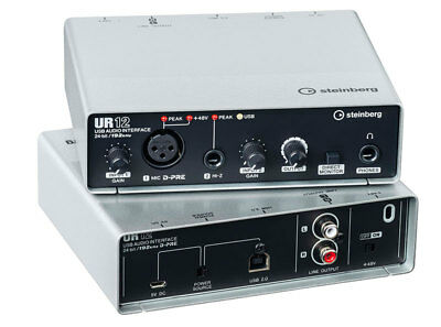 Steinberg UR12 - USB Audio Interface