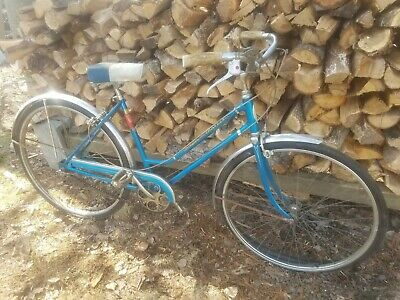 VINTAGE 5 SPEED Schwinn Road Bike Model J Freewheel 14 - 34