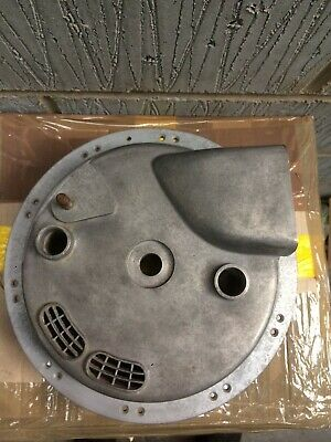 "triumph bsa 8"" tls brake conical hub triton cafe racer nos"