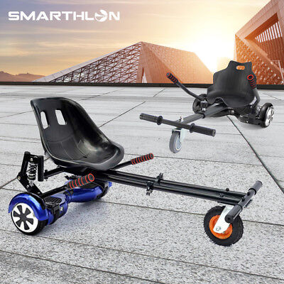 Hovercart Hoverkart for E-Scooter Self Balance Board Seat Go Cart Hoverseat DHL