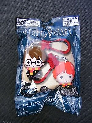 Harry Potter Backpack Buddies Clip On Character Bag Clips Keyring
