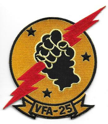 parche AVIACION NAVAL USA VFA-25 aviation patch