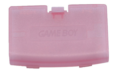 New Fuchsia Pink Battery Cover Game Boy Advance - GBA Replacement Door