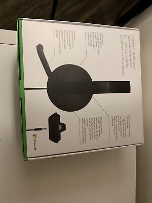 Microsoft Wired Stereo Headset Xbox One 1. Official OEM. Brand New In box