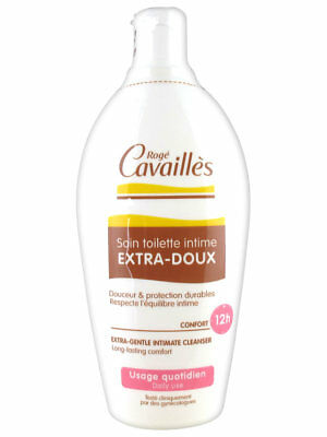 ROGE CAVAILLES Extra-gentle intimate cleanser 500ML