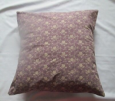 """21/""""x23/"""" vintage thick upholstery tapestry sofa cushion cover  ditsy rose cottage"""