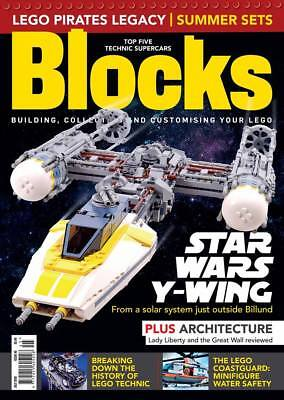 LEGO Blocks Magazine 45 - New