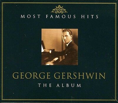 George Gershwin - Most Famous Artists - 2 CD Box